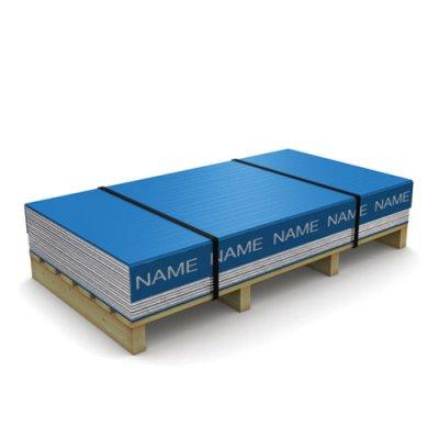 Transportskydd av profil- och metallplattor - Dipack®