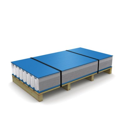 Transport protection of metal sheets and profiles - Dipack®
