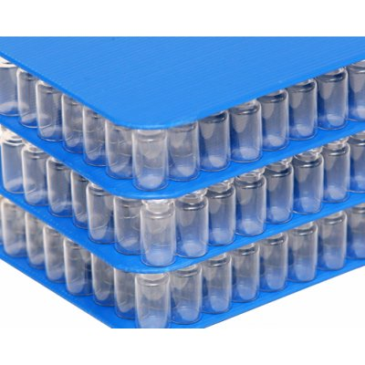 Mellanläggsark i plast - Dipack® och Fullpack®