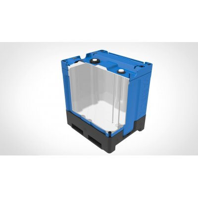 VARIBOX palletank / væskecontainer - Promens