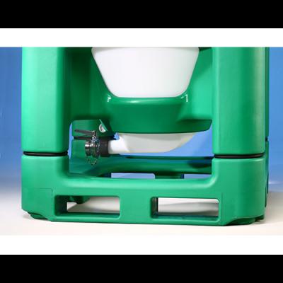 Hopper palltank/vätskecontainer - Promens