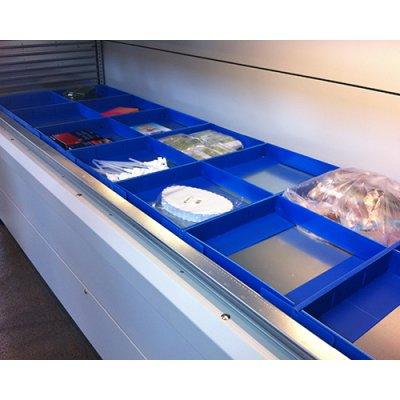 Plastkasse til lagerautomater - Dipack® FB Flex