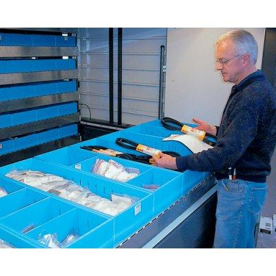 Paternoster låda i plast - Dipack® FB