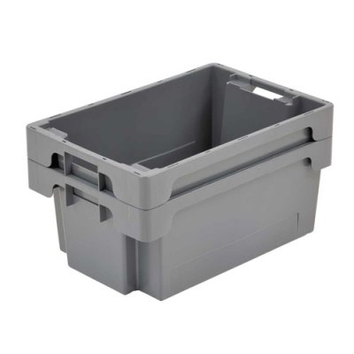Plastic box - Stackable / reversible - Rebox® HC-N