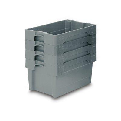 Plastkasse - stabel/vendbar - Rebox® HT