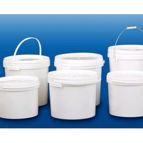 Plastic buckets/containers - Dican® Basic  sc 1 st  Olitec Packaging Solutions K/S & Buckets bins and containers