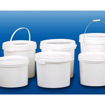 Plastic buckets/containers - Dican® Basic
