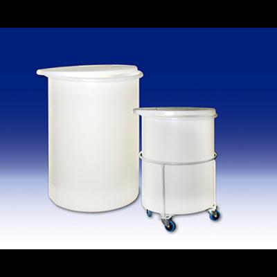 Åbne, cylindriske og koniske beholdere - Promens